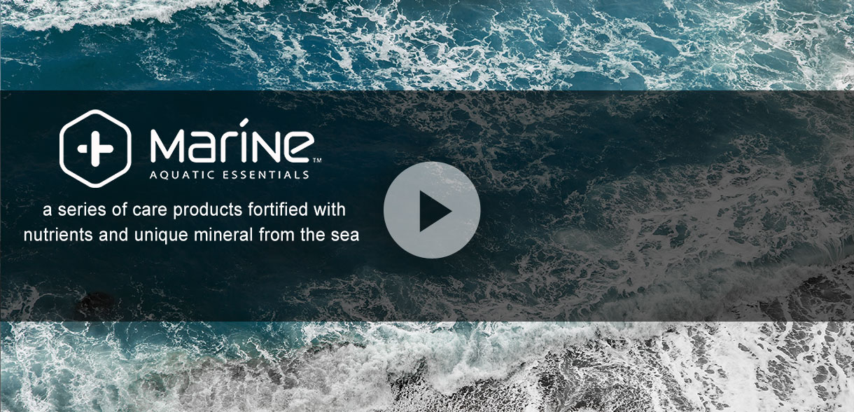 marine hair products video